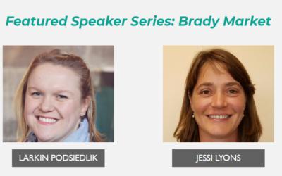 """Larkin Podsiedlik & Jessi Lyons: """"Brady Market"""""""