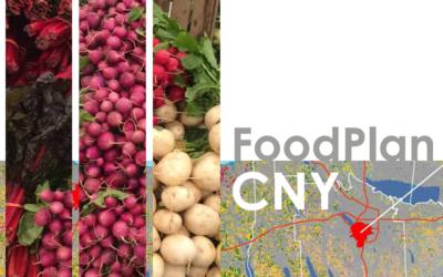 Press Release: Celebration of FoodPlanCNY Launch